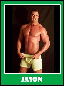 Jason Male Stripper