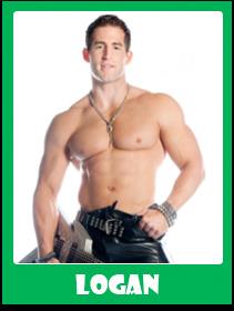 Logan Male Stripper