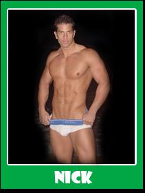 Nick Exotic Dancer