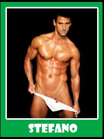 Stefano Exotic Dancer