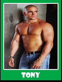 Tony Male Stripper